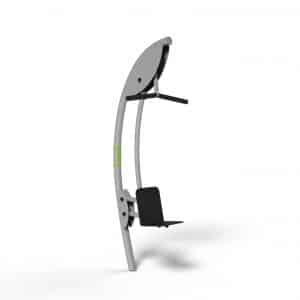 Udendørs fitnessredskaber, produktnavn NW102 back