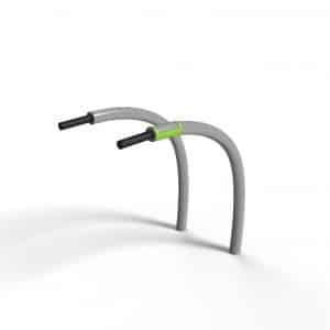 Udendørs fitnessredskaber, produktnavn NW105 bar